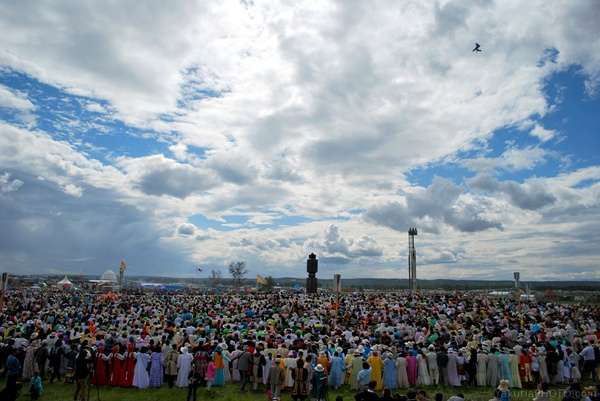 驯鹿森林音乐Yakutia{音乐8#}西伯利亚萨哈人的史诗与即兴-雅库特族的图片 第14张