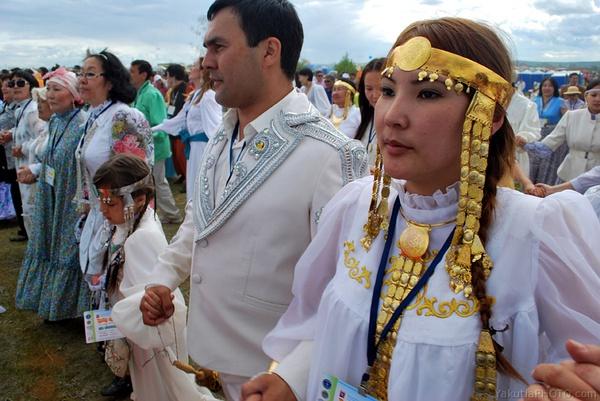 驯鹿森林音乐Yakutia{音乐8#}西伯利亚萨哈人的史诗与即兴-雅库特族的图片 第15张