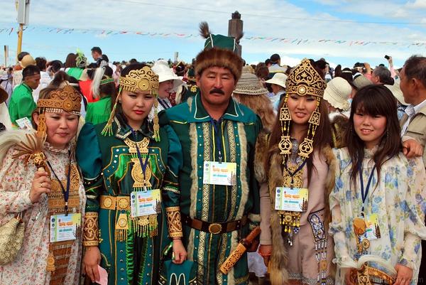 驯鹿森林音乐Yakutia{音乐8#}西伯利亚萨哈人的史诗与即兴-雅库特族的图片 第16张