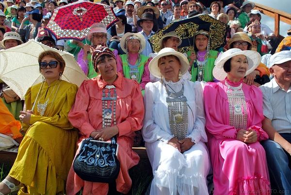 驯鹿森林音乐Yakutia{音乐8#}西伯利亚萨哈人的史诗与即兴-雅库特族的图片 第17张