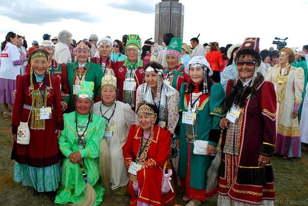驯鹿森林音乐Yakutia{音乐8#}西伯利亚萨哈人的史诗与即兴-雅库特族的图片 第18张