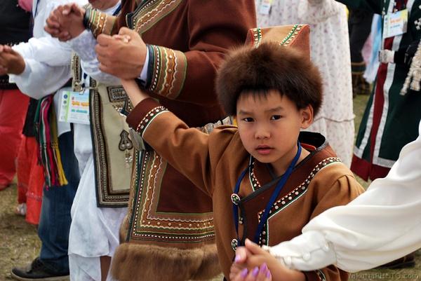 驯鹿森林音乐Yakutia{音乐8#}西伯利亚萨哈人的史诗与即兴-雅库特族的图片 第19张