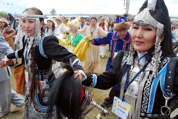 驯鹿森林音乐Yakutia{音乐8#}西伯利亚萨哈人的史诗与即兴-雅库特族的图片 第20张