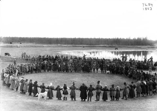 驯鹿森林音乐Yakutia{音乐8#}西伯利亚萨哈人的史诗与即兴-雅库特族的图片 第22张
