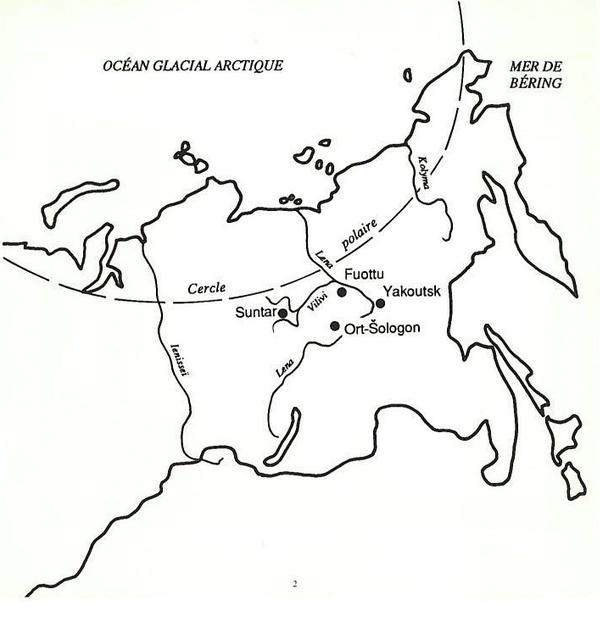 驯鹿森林音乐Yakutia{音乐8#}西伯利亚萨哈人的史诗与即兴-雅库特族的图片 第6张