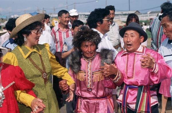 驯鹿森林音乐Yakutia{音乐8#}西伯利亚萨哈人的史诗与即兴-雅库特族的图片 第10张