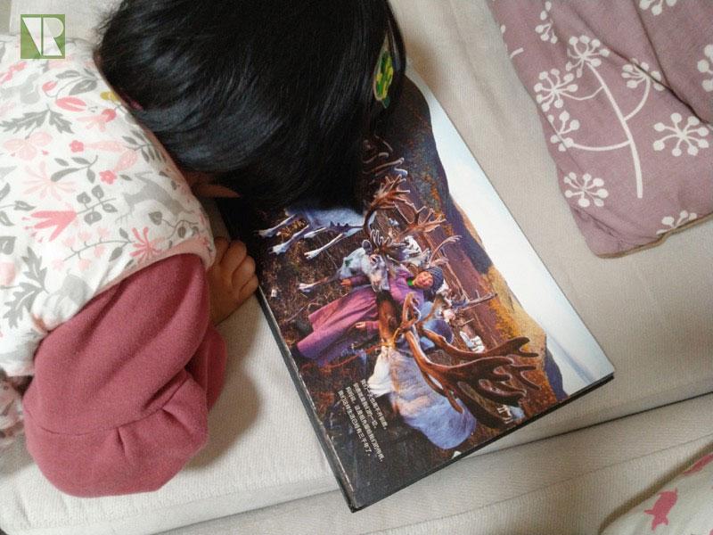 驯鹿森林书籍Tsaatan{书影12#}看见另一种童年的图片 第4张